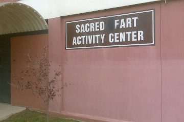 Sacred Fart Activity Center